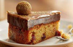 This torte, with cranberry, chocolate & cinnamon salted caramel is the perfect Christmas baking recipe. Find more Christmas recipes at Tesco Real Food. Caramel Recipes, Christmas Desserts, Christmas Baking, Christmas Recipes, Christmas Stuff, Cranberry Cake, Cranberry Recipes, Chocolate Festival