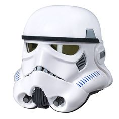 Star Wars Electronic Voice Changer Helmet Imperial Stormtrooper Black Series Toy #Hasbro