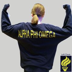 CoStorePic (1000×1000) Alpha Phi Omega, Greek Life, Fraternity, Shirt Ideas, Lettering, Shirts, Clothes, Accessories, Products