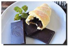 Čokoládová náplň – PEKÁRNOMÁNIE Spanakopita, Hot Dog Buns, Bread, Ethnic Recipes, Food, Brot, Essen, Baking, Meals