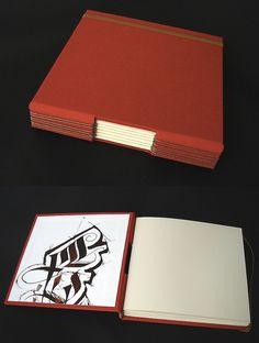 Livro vermelho/ Red Book by gabriela Irigoyen, via Flickr