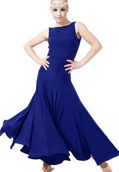 Chrisanne Aura Ballroom Dance Dress   Dancesport Fashion @ DanceShopper.com