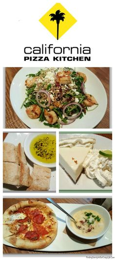 """California Pizza Kitchen is unveiling their new """"Next Chapter"""" menu and it has premiered recently at Michigan and Ohio locations. #Foodie @#NewCPK"""