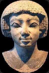 Ahmose 1st Pharoah of the 18th Dynasty Egypt circa 1550 BC.