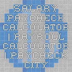 free online payroll calculator
