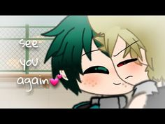 See you again💕 | Emy la fujoshi UwU | BkDk GL. - YouTube Asui Boku No Hero, Haikyuu Bokuto, Deku X Kacchan, See You Again, My Hero Academia Episodes, Fujoshi, Cute Drawings, Anime, My Love