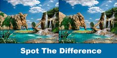 Hey All, Can you #SpotTheDifference !! We bet It will Not be that much Easy!! #WednesdayPuzzle #Fun