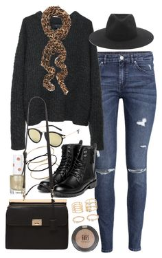 Outfit for university with ripped jeans Outfits With Hats, Jean Outfits, Casual Outfits, Cute Outfits, Fashion Outfits, Womens Fashion, Ripped Jeans Style, Ripped Denim, Jeans And Boots