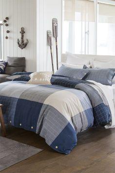 Bedroom, Bedding & Linen - Murawai Duvet Set - EziBuy Australia
