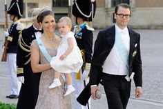 The Crown Princess, Princess Estelle and Prince Daniel. On Saturday 8 June 2013, Princess Madeleine and Mr. Christopher O'Neill were married in the Royal Chapel at the Royal Palace of Stockholm.