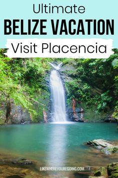 Belize Vacations, Belize Resorts, Belize Travel, Dream Vacations, Travel And Tourism, Travel Usa, Travel Tips, Travel Guides, Travel Destinations