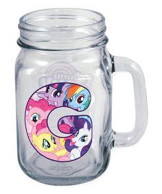 My Little Pony G Mason Jar Mug | zulily