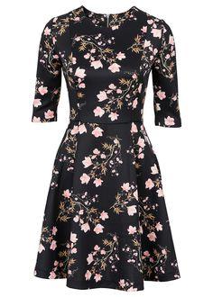 e0d42c15f5 Sukienka neoprenowa Atrakcyjna sukienka • 109.99 zł • bonprix