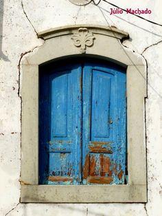 Janela azul