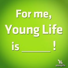 Young Life: https://www.facebook.com/pages/Yuba-Sutter-Young-Life/102366633134713