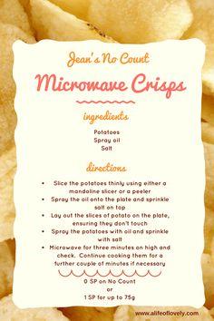 microwave crisps