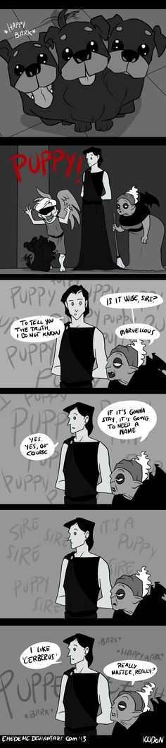 100DoN - Puppy. by emedeme on DeviantArt