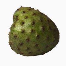 Guanabana... sembra uno scioglilingua, e invece è un frutto :)  e pure si chiamano Cirimoyas