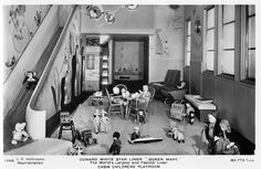 Queen Mary - Children's Playroom