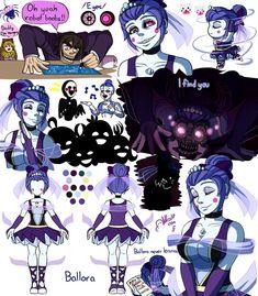 Ballora by Wolf-con-f.deviantart.com on @DeviantArt