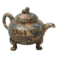 English Agate Teapot C.1760 asking $9,500 U.S.A. 2015