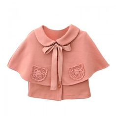 Roselyn Pink Darling Cape