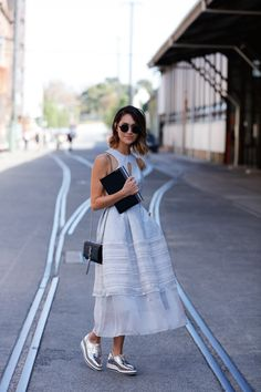 The Street Stylers That Took a Fashion Risk (And It Paid Off) via @WhoWhatWearAU