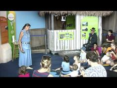▶ Cherokee Storytelling with Gayle Ross 1 - YouTube