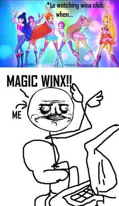 winx club memes | Tumblr