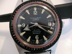 FS: valory geneve steel diver automatic nice dial 185 usd bargn *PIC*
