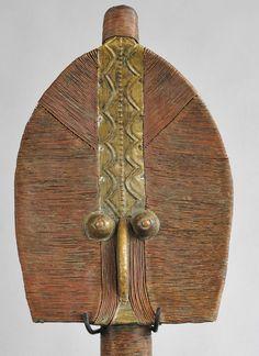 Reliquaire Kota Mahongwe Ancien Gabon OLD Brass Reliquary Figure Bwete | eBay