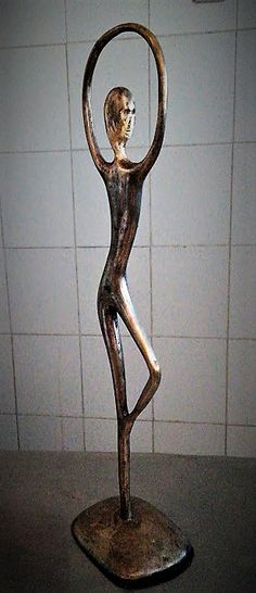 Dancer Art Deco