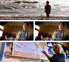 """The Truman Show """"You're too late, there's nothing left to explore!"""" XD"""