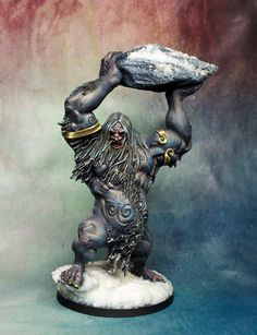 Frost Giant - Blood Rage