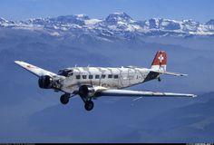 Beautiful Junkers Ju-52/3mg4e aircraft picture