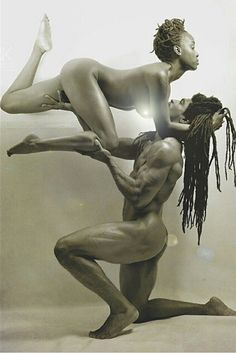 That moment when it's not just Black Love Any More it's Black Art Black Love Art, Black Is Beautiful, Black Man, Beautiful Couple, Simply Beautiful, African American Art, African Art, African Union, African Culture