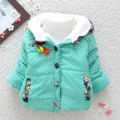 T1013 New 2014 Baby Kids Cute Outerwear, Infant Girl Hooded Thick & Warm Jackets & Coats, 0 3 Children Winter Clothing F15-in Jackets & Coats from Mother & Kids on Aliexpress.com | Alibaba Group