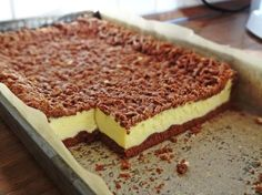 Sernik w cieście kakaowym/ Cocoa dough cheesecake - Gosia's Food 'n' Lifestyle Romanian Desserts, Romanian Food, My Dessert, Dessert Drinks, Sweet Recipes, Cake Recipes, Dessert Recipes, No Cook Desserts, Pastry Cake