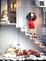 Image result for Red fashion window displays