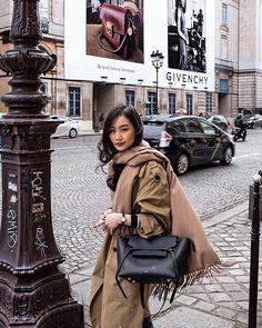 daab6076b1 Céline Belt Bag   Camel Outfit Inspiration Celine Belt Bag