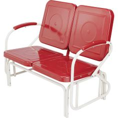 Happy Days Collection - Double Metal Retro Gliding Chair  HDC-RITCHIE