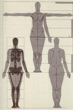 Character Design Collection: Female Anatomy - Daily Art