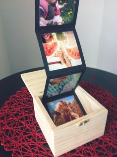 DIY: Pull-Out Photo Album