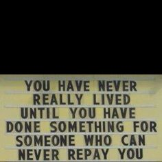 true, and i'm on a mission to live.