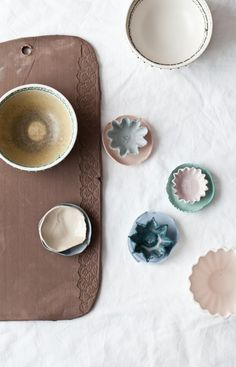 Anna Westerlund Ceramics| Photography and Styling by Sanda Vuckovic