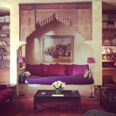 Interiors. #maroc #chic