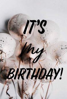 Happy Birthday Girl Quotes, Happy Birthday Template, Happy Birthday Wallpaper, Happy Birthday Girls, Happy Birthday Images, Birthday Captions Instagram, Birthday Post Instagram, Birthday Posts, My Birthday