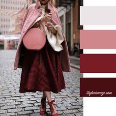 Vêtements  15 idées pour associer les couleurs 55ca9742f1374