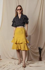 IMG_0562-3 The Shining, Casual Looks, Midi Skirt, Skirts, How To Wear, Vintage, Fashion, Moda, Skirt
