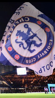 Pin // Anstecker Fußball England #194 Stamford Bridge FC Chelsea London